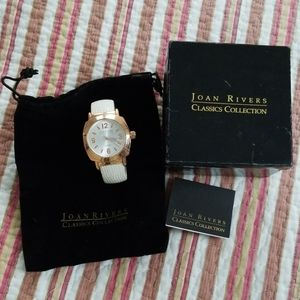 Joan Rivers Classics Collection Watch